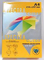 Бумага цв.А4/80 500л. интенс. Cold 200 (золотой) SPECTRA COLOR