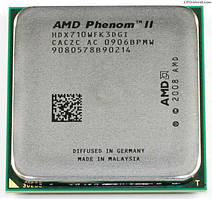 AMD Phenom II x3 - 710 (AM3, L3 6144Kb)