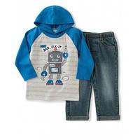 Детский комплект для мальчика робот 86
