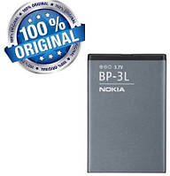 Аккумулятор батарея BP-3L для Nokia 603 / Asha 303 / Lumia 505 510 610 710 оригинальный