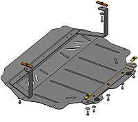 Защита двигателя Volkswagen Caddy (с 2011--) Фольксваген кадди