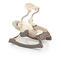 Кресло-качалка Weina MusiCozzi Magic цвет шоколадный (4003.101.01)