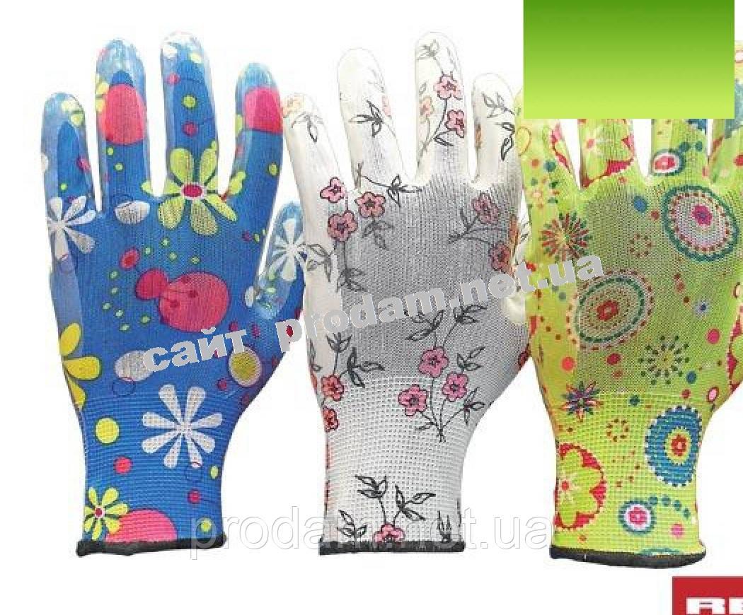 Робочі  жіночі рукавиці