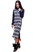 Платье  утеплённое  женское , фото 1