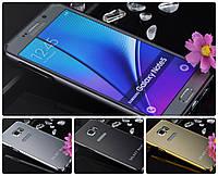 Чехол для Samsung Galaxy Note 5 N920 зеркальный