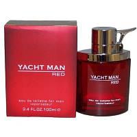 Туалетная вода Yacht Man Red for Men оригинал , 100 мл