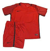 Футбольная форма игровая Nike ( цвет - бордовый )