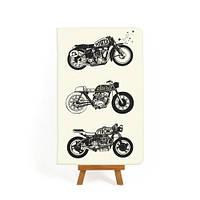 Тетрадь Мотоциклы 12х19