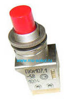 ПКн107-5в  кнопка