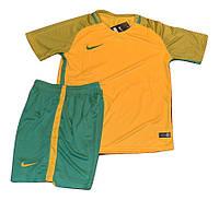 Футбольная форма игровая Nike ( цвет - оранжевый )