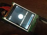 Дисплей для Fly MX230 оригинал, с разборки, фото 5