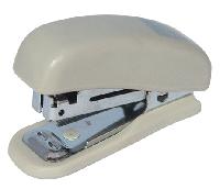 Степлер пластиковый до 20л. (скобы №24, 26), BUROMAX серый BM4225-09