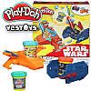 Play-Doh Luke Skywalker & Darth Vade (Пластилин Плей ДоТранспортные средства Звездные войны)