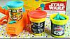 Play-Doh Luke Skywalker & Darth Vade (Пластилин Плей ДоТранспортные средства Звездные войны), фото 2