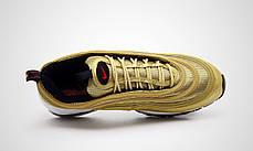 "Женские кроссовки Nike Air Max 97 ""Gold Bullet"" топ реплика, фото 3"