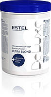 """Пудра обесцвечивающая """"Estel"""" Ultra Blond De Luxe до 7 уровней (750ml)"""