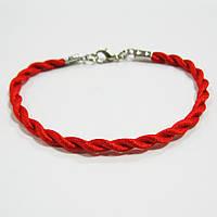 Красная нить, браслет-оберег на руку женский (мужской)