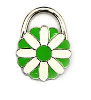 Вешалка для сумки Зеленая хризантема