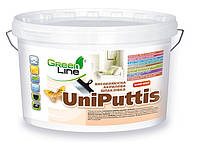 Шпаклевка финишная акриловая Полипласт UnіPuttіs Premіum кг(16кг) (2000000114941)