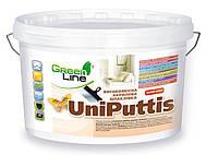 Шпаклевка финишная акриловая Полипласт UnіPuttіs Premіum кг(1,6кг) (2000000053745)
