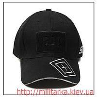Кепка тактическая 5.11 США Field Cap черная