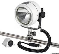 Прожектор дальнего света Night Eye с креплением на носовой релинг, фото 1