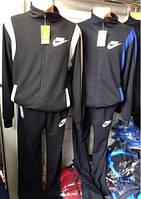 Cпортивный мужской костюм Nike (двухнитка) код  4650 размеры только 54,56,58