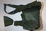 Сумка тактическая, набедренная SWAT (Silver Knight). Расцветки - олива, койот, черный., фото 2