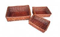 Плетеная корзинка Классика