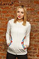 Жіночий светр Мрія молочний