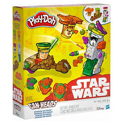 "Play-Doh Star Wars (Пластилин Плей До Звездные войны ""Миссия на планете Ендор"")"