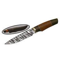 Нож с фиксированным клинком Гризли