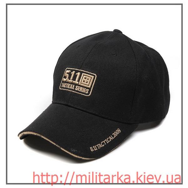Кепка 5.11 США Recruit Cap черная