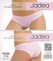 Нижнее белье, Трусики, трусики слипы, цветные трусы-слип низкая посадка Jadea 785