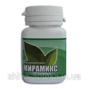 Фитокомплекс «МИРАМИКС» интенсивный вывод токсинов