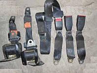 Інерційні ремені безпеки задні ВАЗ 2101 2102 2103 2104 2105 2106 2107 комплект
