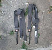 Ремни безопасности неинерционные передние ВАЗ 2101 2102 2103 2104 2105 2106 2107 комплект