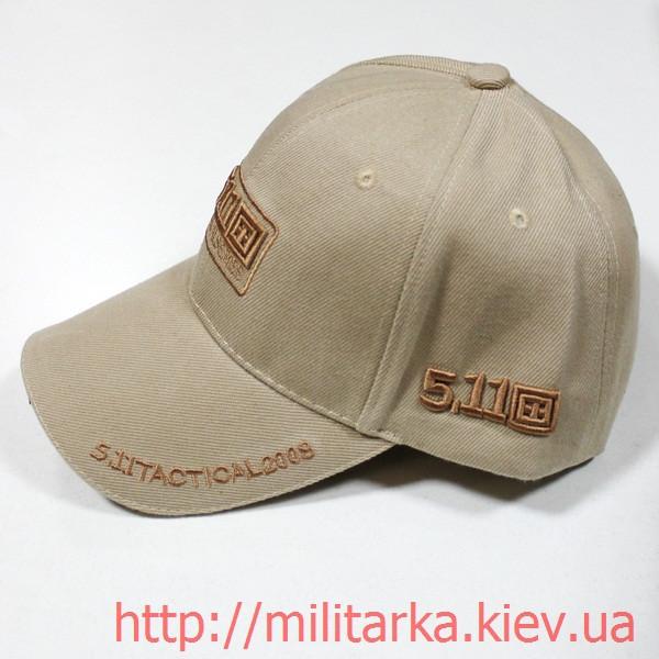 Кепка 5.11 США Recruit Cap койот