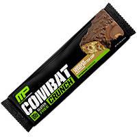 Combat Crunch Bars MusclePharm, 63 грамма