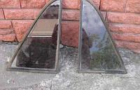 Стекло заднее боковое глухое ВАЗ 2101 2103 2105 2106 2107 форточка в заднюю дверь левое правое бу