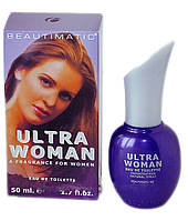 Вода туал. 'Beautimatic' Ultra Woman 50ml Ж