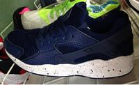 Женские кроссовки хуарачи Nike Huarache синие