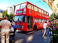 Мобильная кофейня на базе автобуса