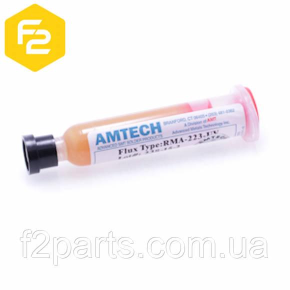 Флюс RMA-223-UV Kingfull, на основе канифоли, среднеактивный, для пайки SMD - F2 Parts - специализированный интернет магазин материалов для ремонта. в Киеве