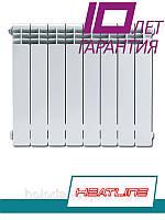 Радиатор алюминиевый HeatLine 500-80 (Украина-Китай)