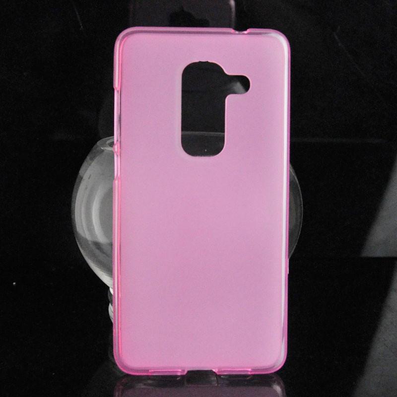 Wileyfox swift 2 (swift 2 plus) силиконовый чехол бампер розовый в наличии