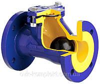 Zetkama 400A - Обратный канализационный клапан