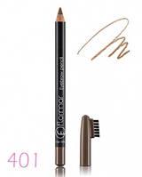 Карандаш для бровей Flormar Eyebrow Pencil №401
