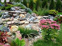 Каменистые горки, рокарии и альпинарии «под ключ», фото 1