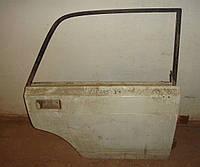 Дверь задняя правая ВАЗ 2105 2107 среднее состояние
